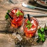 Erdbeer-Minz Limonade Rezept