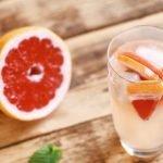 Grapefruit Kombucha Rezept