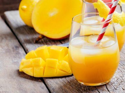Mango Aprikosen Kombucha rezept