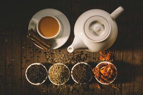 Kombucha Koffein