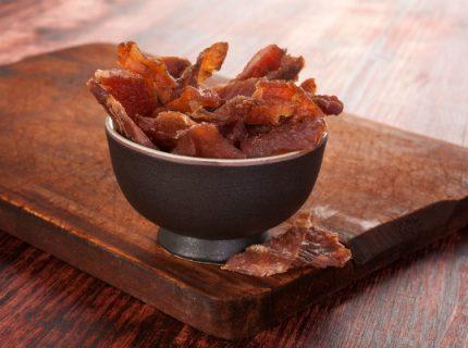 vegane Chips, probiotische Chips, veganes Jerky