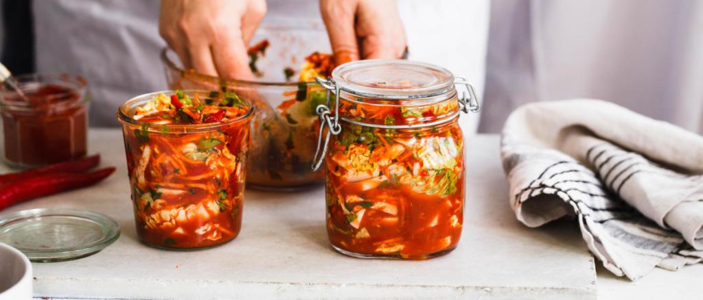 Kimchi Rezept, Fairment, wilde Fermente