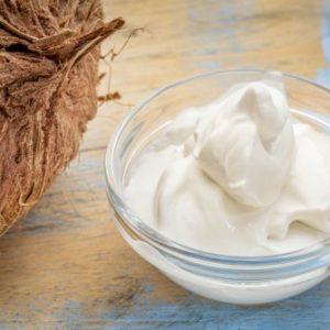 Kombucha kokos Joghurt vegan Rezept