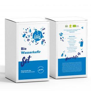 Fairment Wasserkefir Set - Karton, fairment, fermentieren, fermentation, kombucha, kefir, kaufen, milchkefir, wasserkefir, scoby, kraut, sauerkraut, gurken
