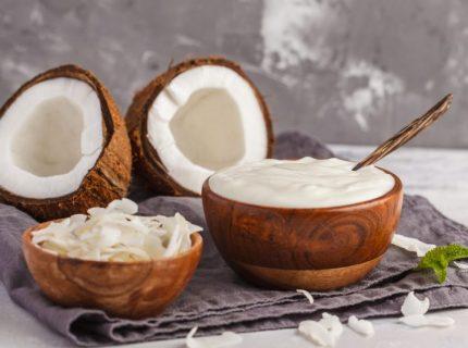 veganen Joghurt selbst machen, Pflanzenmilch, Kokosmilch, Sojamilch, Verdickung, Konsistenz, Gesund