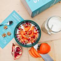 Müsli, Granatapfel, Joghurt, fairment
