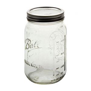 Fermentierglas, Fermentieren, Mason Glas, Mason Jar, Fermente, Einmachglas