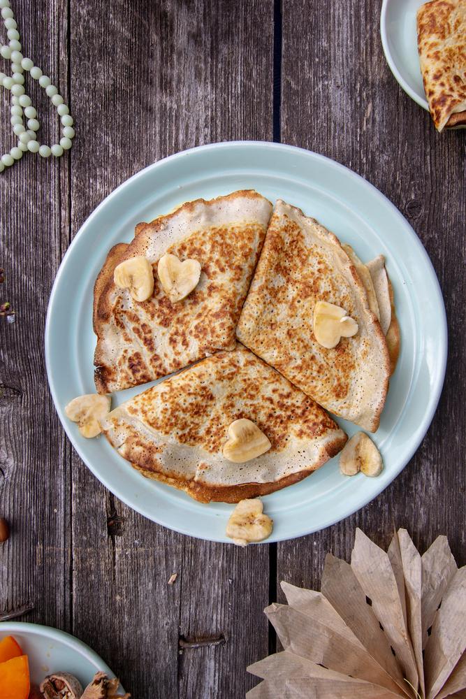 pancakes, pfannkuchen, sauerteig, fairment