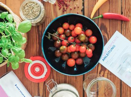 fermentierte Tomaten, tomaten fermentieren, fairment