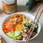 Bibimbap, Kimchi, Fairment