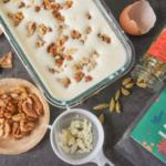Kefir Eis, Zubereitung, Walnuss