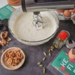 Kefir Eis, Mixen, Fairment