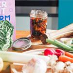 Sellerie Kimchi, Kimchi, Wirsing, Fermentation