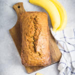 Sauerteig Banana Bread