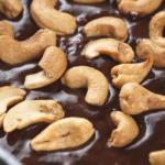 Präbiotische Schoko-Brownies mit Cashews