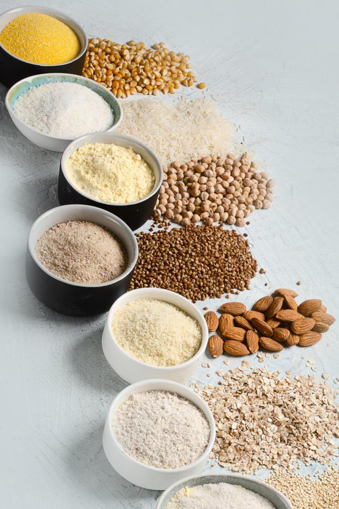 Glutenfreies Mehl, Fairment, Backen, Glutenfrei