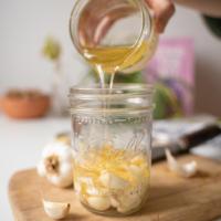 Knoblauch fermentieren, fairment