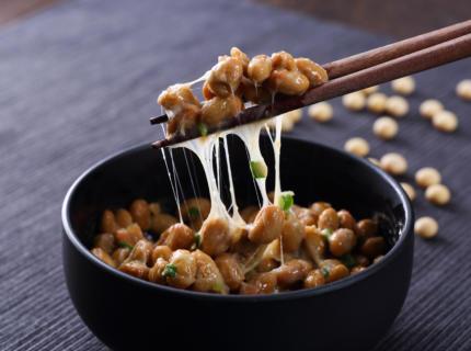 Natto, fairment, fermentation, fermentieren, fermentierte sojabohne