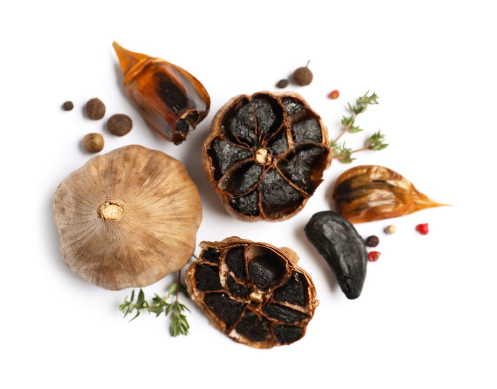 black garlic, schwarzer Knoblauch, wilde fermente, fairmnet