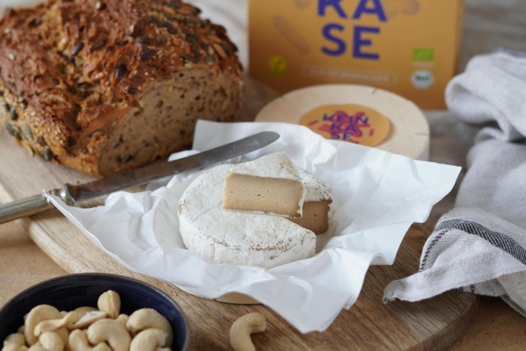 Veganen Käse selber machen, Keinkäse, fairment, lass Mikroben toben