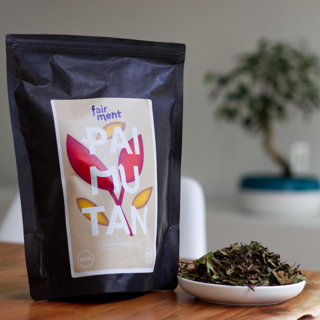 Teemischung, Tee, Kombucha, fairment