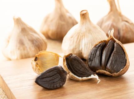schwarzer Knoblauch, wilde Fermente, fairment, Knoblauch