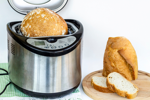 Brotbackautomat, Sauerteig, Brotmaschine, fairment, Brot selber machen, Lass Mikroben toben